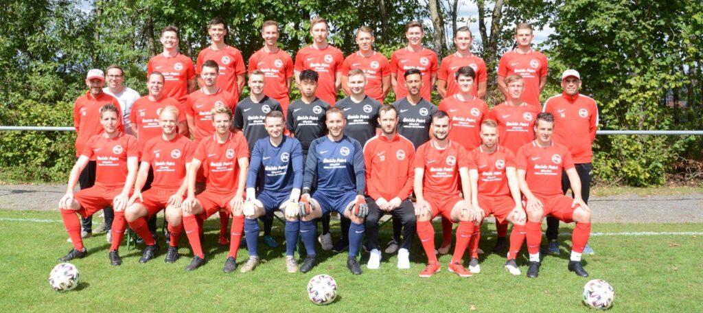 Die Rheinlandliga-Mannschaft der SG Alfbachtal in der Saison 2020/2021. Foto: D. Willems